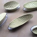 Julie Anderson - Reptilian 2014 detail view
